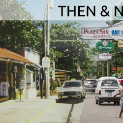 photoshop, then and now, time capsule, cabarete, dominican republic,