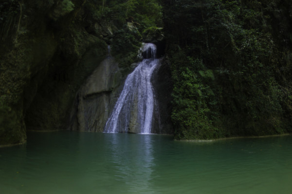 waterfall, dominican republic, tours, fun, Turquoise