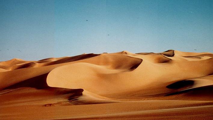 desert, sahara, sand, dunes