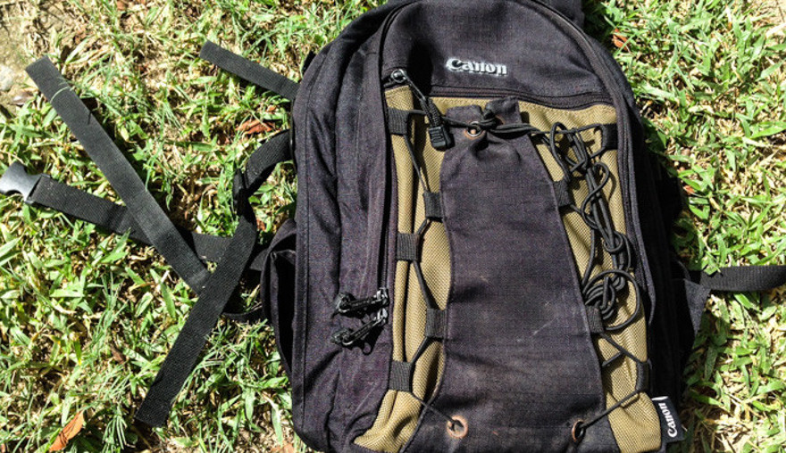 canon delux camera bag