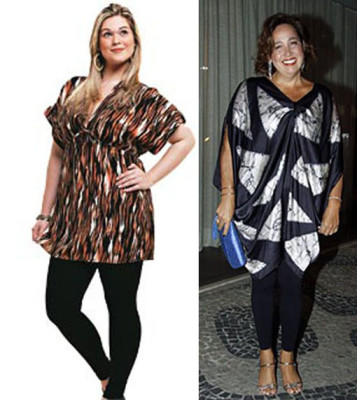 do and don't plus size legging