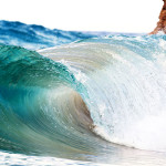 wave, teal, green, blue, barrel, tube, ice, glass, sosua, dominican republic, http://wetravelandblog.com