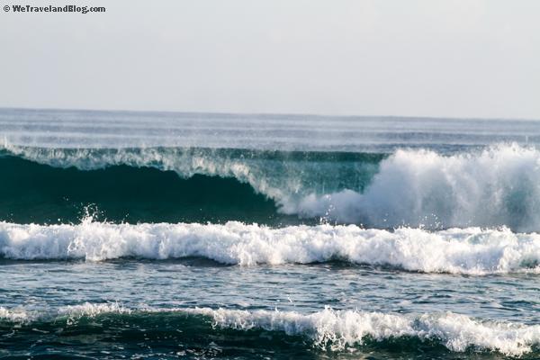 waves, wave, ocean, water, crashing wave
