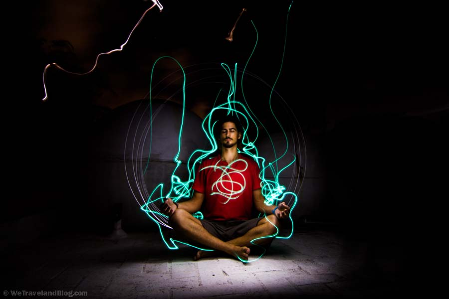 best pictures 2013, light painting, cool, paint, trick photography