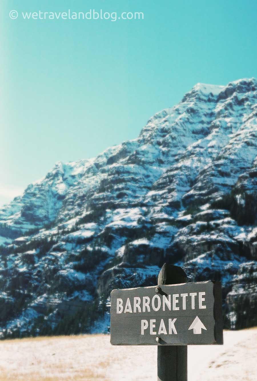 barronette peak, yellowstone, off season, winter, gorgeous, http://wetravelandblog.co