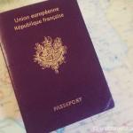 french passport, roap map, http://wetravelandblog.com, passport, travel, wanderlust