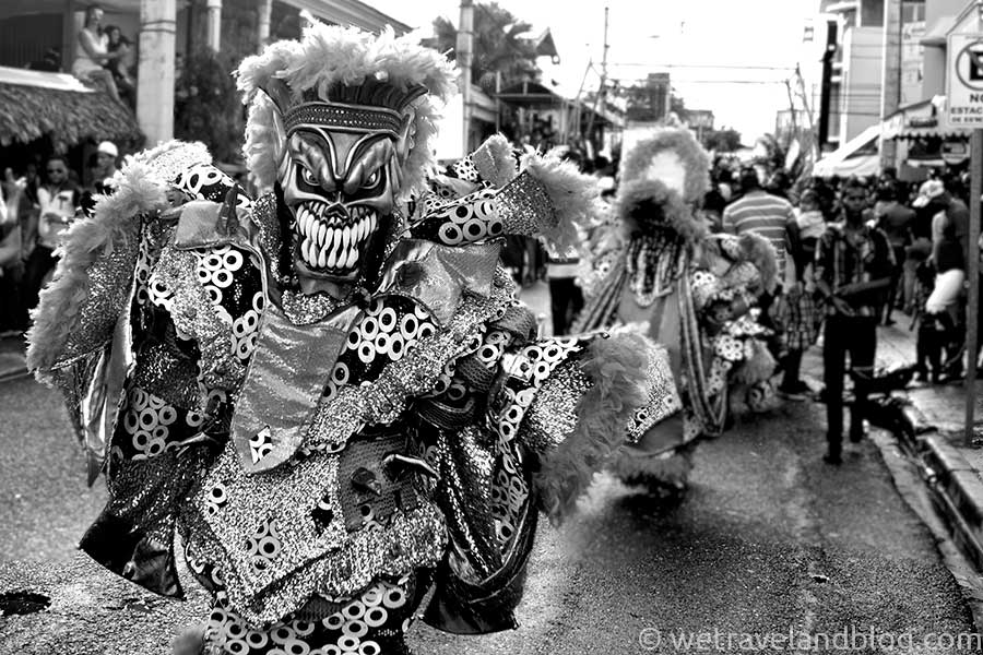 dancing carnival dominican republic