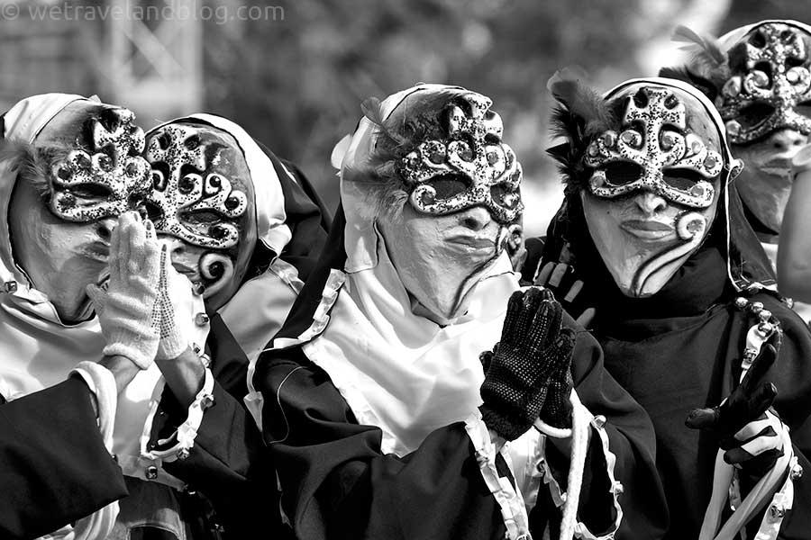 nuns carnival dominican republic