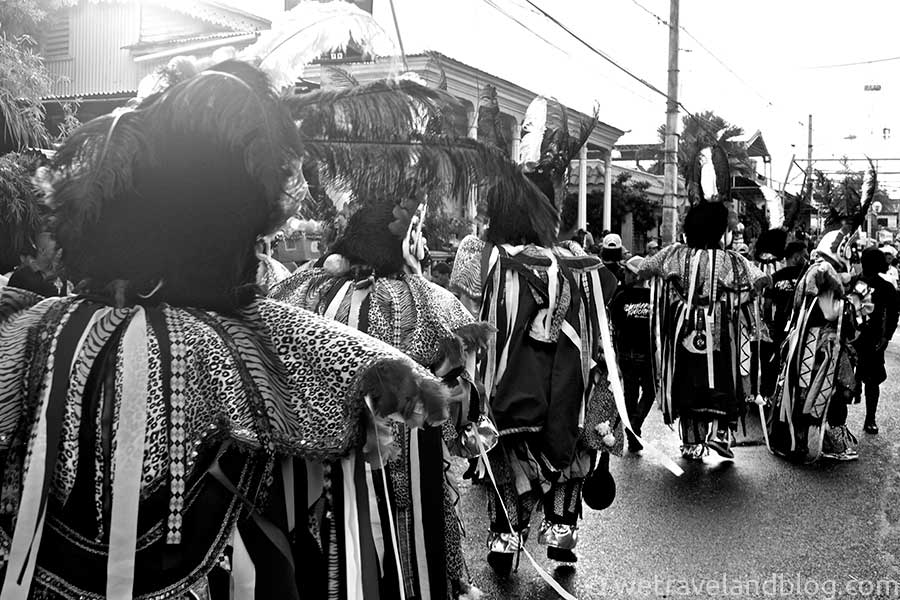 tribes carnival dominican republic