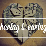 money, heart, origami, sharing is caring, traveling, money, money issues, sharing money, typography, instagram, retro, dollar, dollar bill