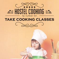 typography, vintage, insignia, kitchen, kitchen tips, kid cooking, cooking class, orange, chef hat, cut ekid cooking, http://wetravelandblog.com