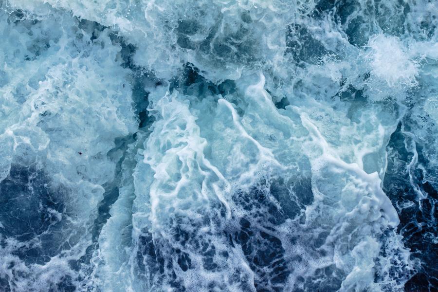 water, wave, splash, blue, ocean