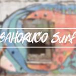 surf, dominican republic, video, colorful