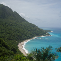 San rafael, beautiful view, tropical, tropics, dominican republic, hilltop, roadtrip, turquoise