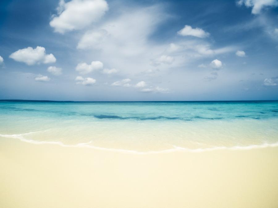 Bahia de las aguilas, pristine, white sand, teal, tropics, tropical beach, perfection