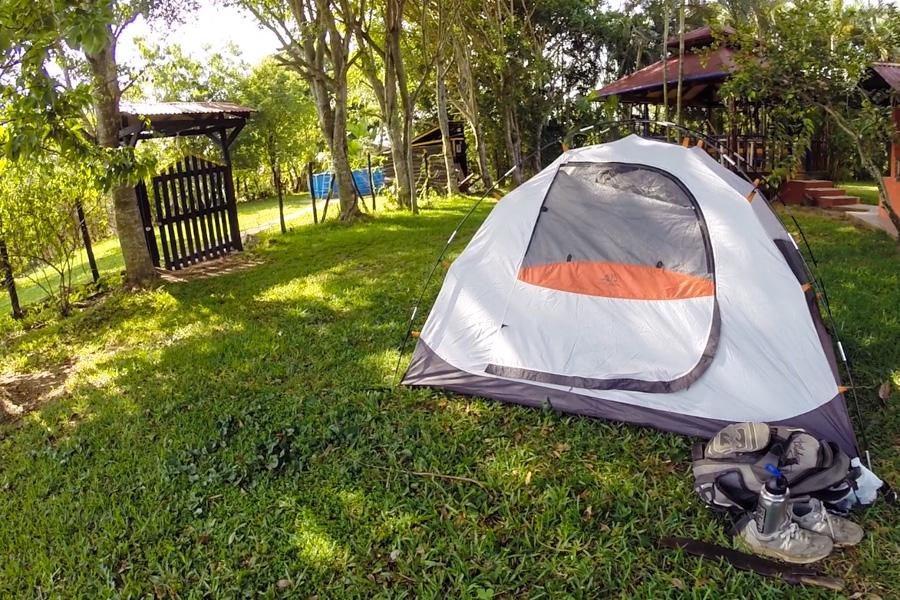 Camping Ruissenior