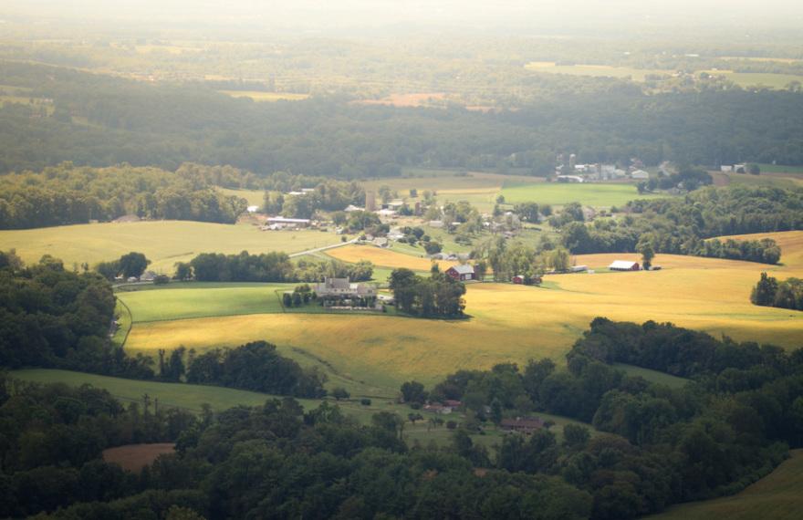 Maryland landscape