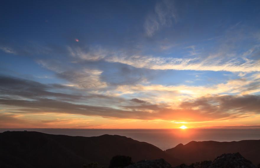 Marine Headlands Sunset-1