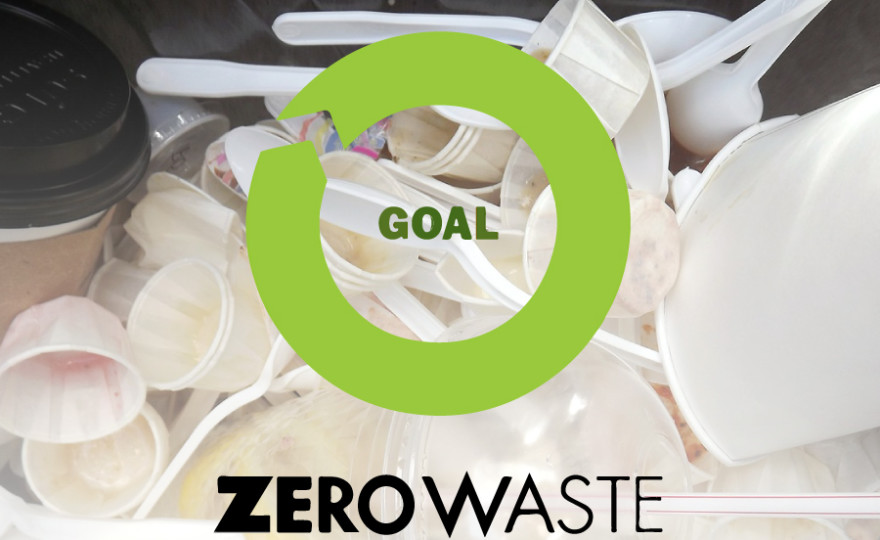 wetravelandblog.com, zero waste, zero waste travel, zero waste goal, trash, trash is for tossers
