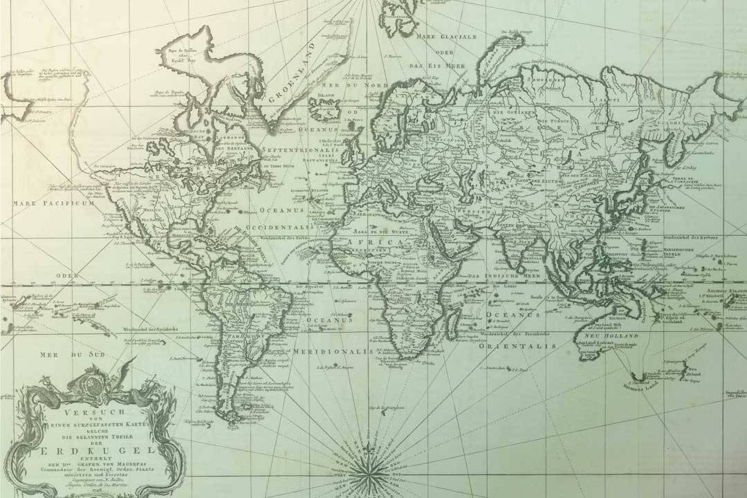 World Map – We Travel and Blog